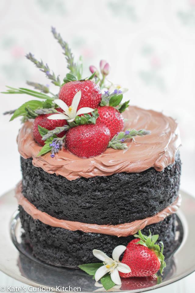 Helen's Chocolate Cake